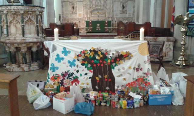 Harvest Altar Frontal