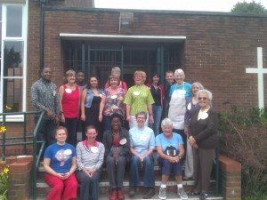 Messy Church Volunteers